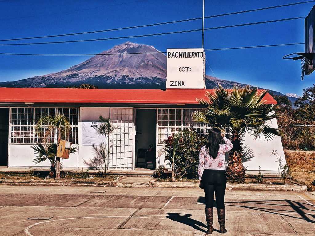 Snapshots of Life as a Binational Student