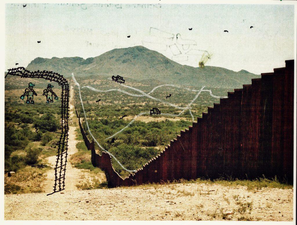 No más muros