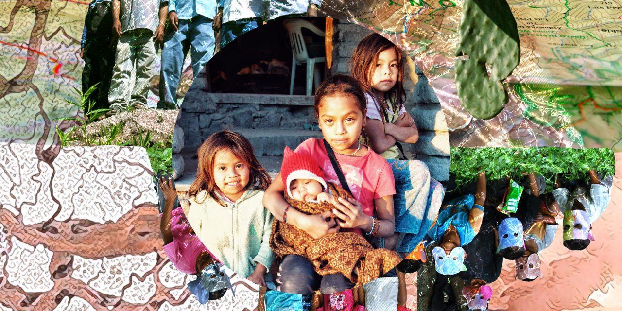 Silvia: de niña jornalera a joven refugiada